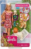 Набор куклы Барби (Barbie) Детский садик щенков, фото 2