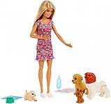 Набор куклы Барби (Barbie) Детский садик щенков, фото 3