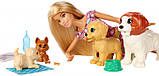 Набор куклы Барби (Barbie) Детский садик щенков, фото 4