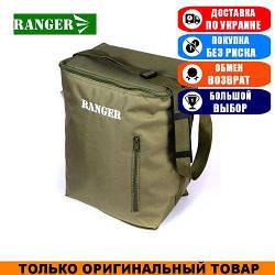 Термосумка универсальная Ranger HB5-18Л; 18л. 20х28х38см. Сумка термос Ренжер RA 9911.