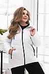 Куртка женская (Батал), фото 4