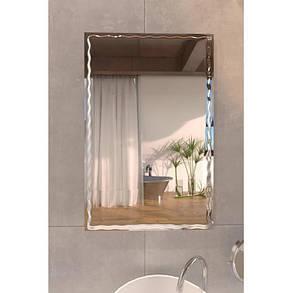 Зеркало Lidz (WHI)-140.07.12 600х450, фото 2