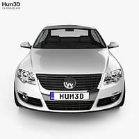 Лобове скло VW Passat B6/B7(11-15) (9см до датчика) (Седан, Комбі) (2005-)