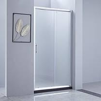Душевая дверь в нишу Lidz Zycie SD120x185.CRM.FR Frost, фото 3