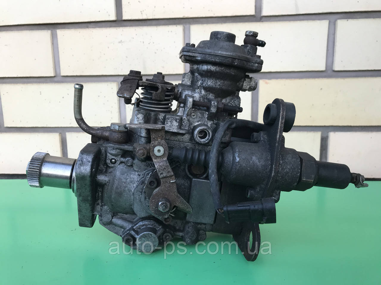 Паливний насос високого тиску (ТНВД) Fiat Ducato 2.5 TDI 1994-2002 рік