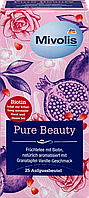 Травяной чай Mivolis Pure Beauty mit Biotin, 25 шт., фото 1