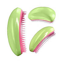 Расческа Tangle Teezer ELITE Green Pink