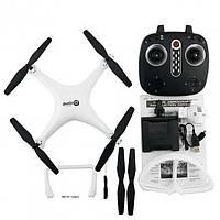 Квадракоптер Drone Sky LH-X25S, белый
