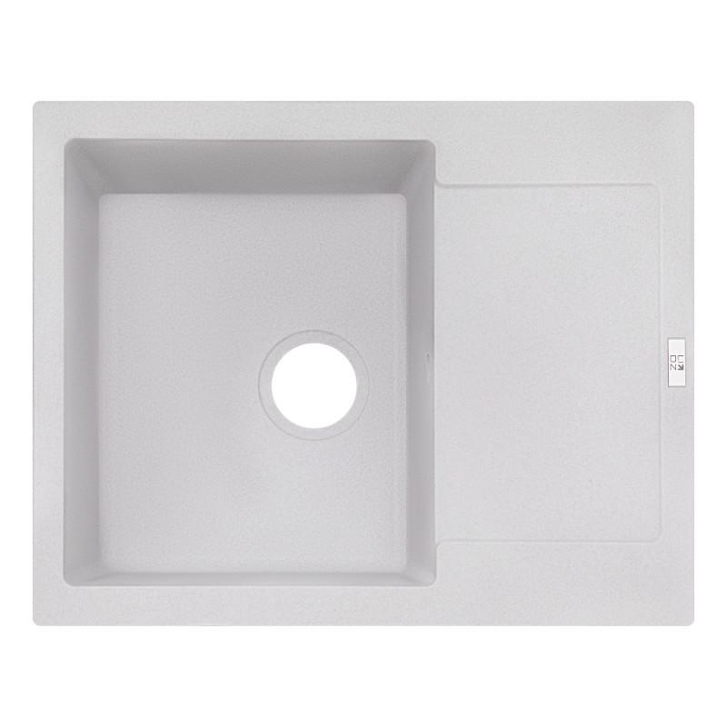 Кухонная мойка Lidz 625x500/200 GRA-09 (LIDZGRA09625500200)