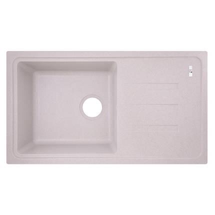 Кухонная мойка Lidz 780x435/200 COL-06 (LIDZCOL06780435200), фото 2