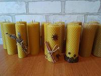 Свічки із вощини