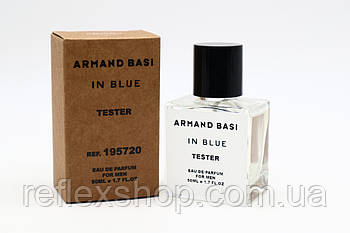 Тестер Armand Basi in Blue 50ml (копия)
