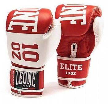 Боксерские перчатки Leone Elite