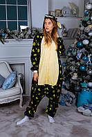 Кигуруми детская, взрослая, костюм пижама единорог на подарок