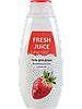 Гель для душу Superfood Strawberry & Chia 400 мл Fresh Juice