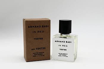 Тестер Armand Basi in Red 50ml (копия)