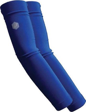 Нарукавники волейбольные Asics Volley Armsleeves 151746-8052 Темно-синий, фото 2