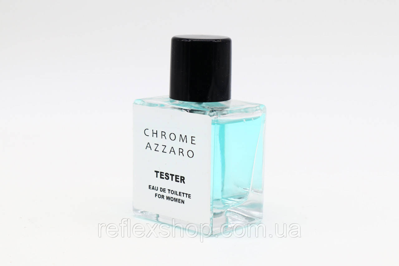 Тестер Azzaro Chrome 50ml (копия)
