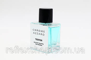 Тестер Azzaro Chrome 50ml (копия)