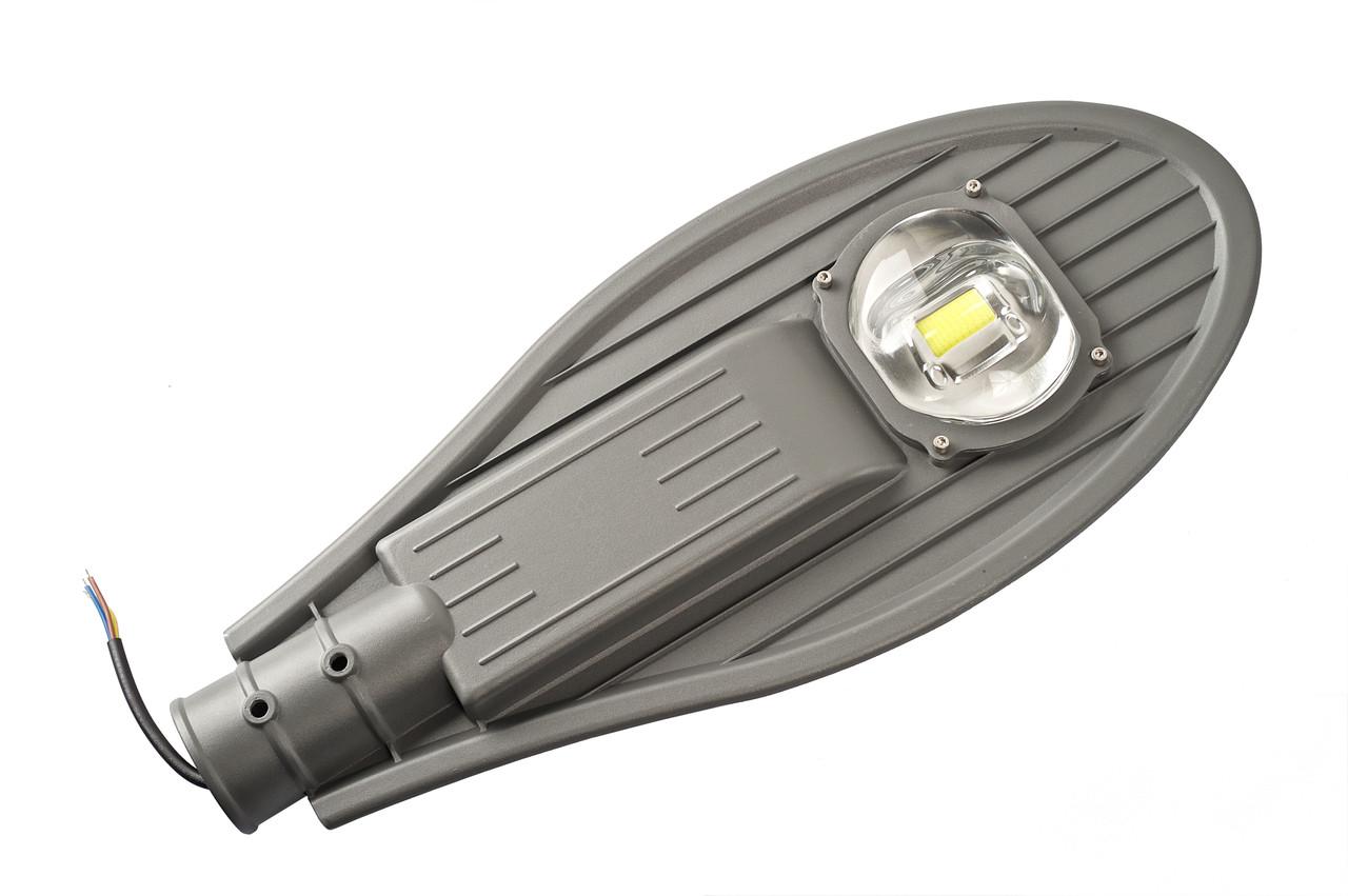 Светильник светодиодный консольный ЕВРОСВЕТ 50Вт 6400К ST-50-08 4500Лм IP65