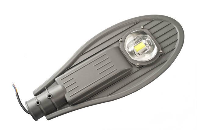 Светильник светодиодный консольный ЕВРОСВЕТ 50Вт 6400К ST-50-08 4500Лм IP65, фото 2