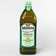 Масло оливковое Monini Delicato Extra Virgin, 1л