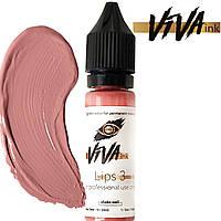 Пигмент Viva Lips 3 для перманетного макияжа (6 мл.)