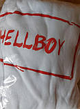 Худи Lil Peep Hellboy camo White унисекс, фото 3