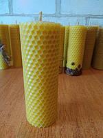 Свічки із вощини ( 13 х 4.5 ), фото 1