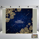 Банер 2х2, новорічний. Печать баннера |Фотозона|Замовити банер|З Днем народже, фото 6