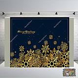Банер 2х2, новорічний. Печать баннера |Фотозона|Замовити банер|З Днем народже, фото 8