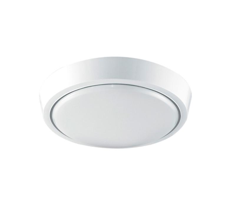 Настінно-стельовий світлодіодний світильник LUMINARIA DLR 12W 220V IP20 5500K