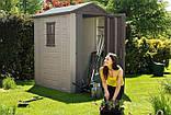 Садовый домик сарай Keter Factor 4x6 Shed, фото 7