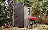 Садовый домик сарай Keter Factor 4x6 Shed, фото 3