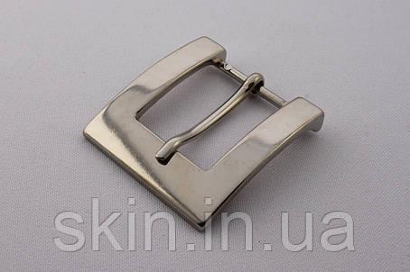 Пряжка ременная, ширина - 25 мм, цвет - никель, артикул СК 5693, фото 2