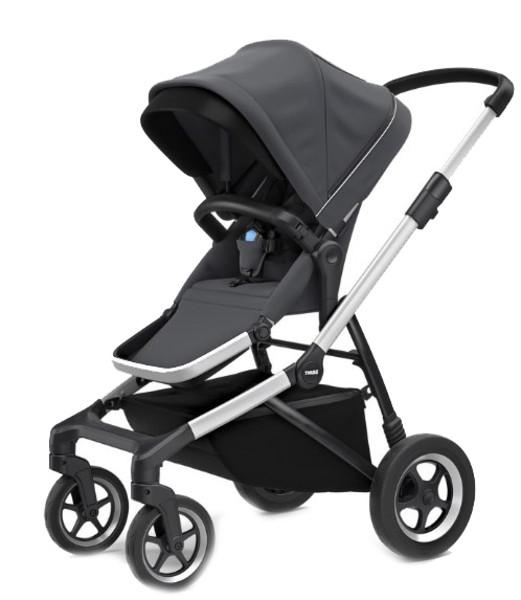 Прогулочная коляска Thule Sleek, темно-серый (TH 11000003)