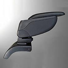 Підлокітник Armcik s2 з зсувною кришкою і регульованим нахилом для Seat Leon ІІІ 2012-2020