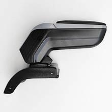 Підлокітник armcik s4 з зсувною кришкою і регульованим нахилом для Seat Leon ІІІ 2012-2020
