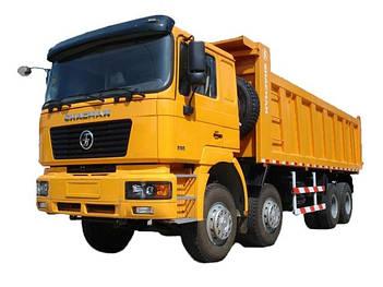 Самосвалы, грузовики и тягачи