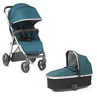 Универсальная коляска 2 в 1 BabyStyle Oyster Zero Regatta, зеленый (OZEREG/O3CCREG)