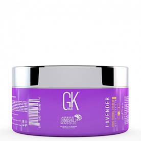 Маска для окрашенных волос с лавандовым оттенком GKHair Lavender Bombshell Masque 200 мл (815401016464)