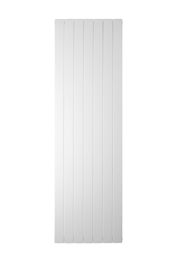 Дизайн батарея Terra 1800х501 Betatherm белая