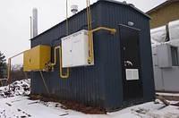 Модульна газова котельня 800 кВт