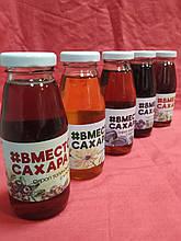 Сироп топинамбура 5 видов - полезные без сахара, Россия, 260 г