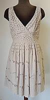 Платье из хлопчатобумажного  шитья Cristina Gavioli, фото 1