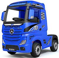 Детский электромобиль грузовик Mercedes-Benz Actros