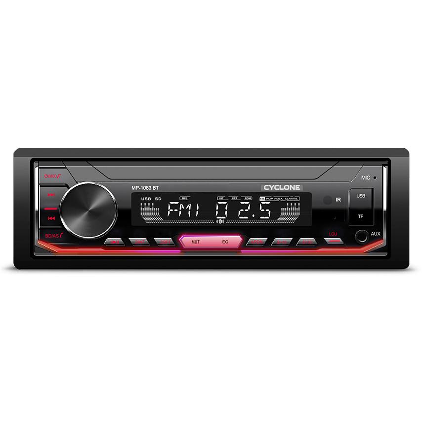 Автомагнитола MP3 проигрыватель CYCLONE MP-1083R BT