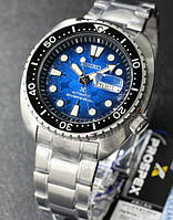 Часы Seiko King Turtle Save the Ocean SRPE39J1 MANTA Automatic Diver's 4R36 (Made in Japan).