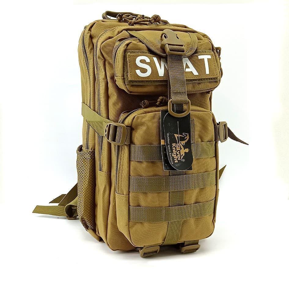 Тактичний штурмової військовий рюкзак 30л Tactic (SWAT-3P-mult)