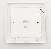 Настінно-стельовий світлодіодний світильник LUMINARIA DLS 20W 220V IP20 5500K, фото 5